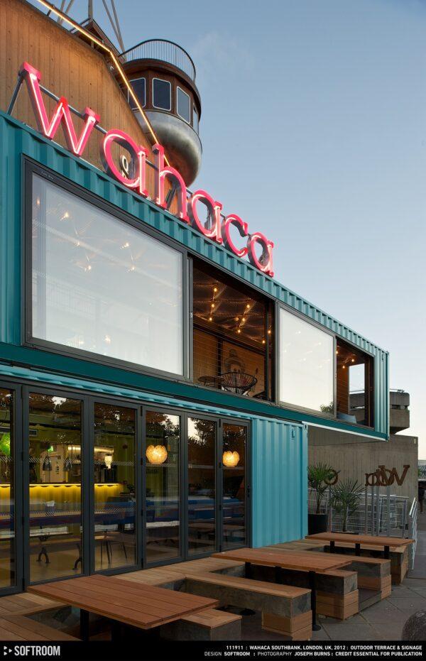 Wahaca Restaurant London